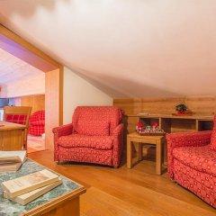Hotel Lo Scoiattolo 4* Люкс с различными типами кроватей фото 12