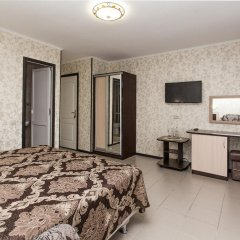 Гостевой дом Уют комната для гостей фото 5