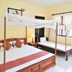 Отель Sea Star Resort 3* Бунгало с различными типами кроватей фото 15
