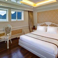 Отель Signature Halong Cruise 4* Полулюкс с различными типами кроватей фото 10