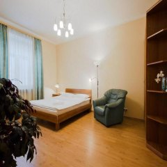 Апартаменты LikeHome Апартаменты Тверская Студия Делюкс разные типы кроватей фото 6