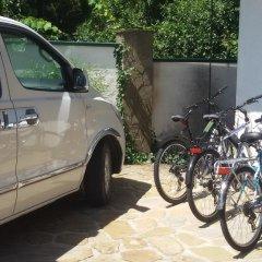 Гостевой Дом Рай - Ski Домик парковка