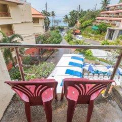 Отель Le Tong Beach 2* Стандартный семейный номер с двуспальной кроватью фото 6
