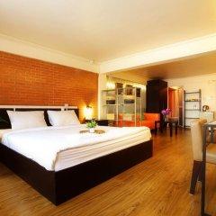 Отель Baan Saladaeng Boutique Guesthouse 3* Люкс фото 11