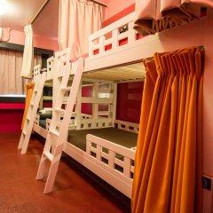 Отель Khaosan Tokyo Laboratory Кровать в женском общем номере фото 6