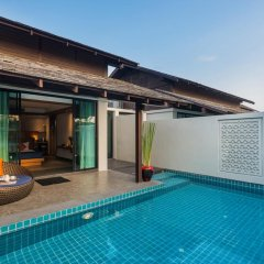Отель Baywater Resort Samui 4* Номер Делюкс с различными типами кроватей фото 7