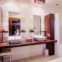 Отель Au Logis des Remparts Франция, Сент-Эмильон - отзывы, цены и фото номеров - забронировать отель Au Logis des Remparts онлайн ванная
