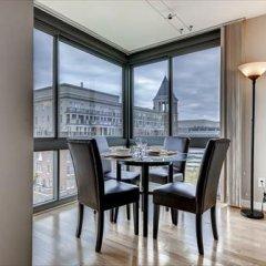Отель Bridgestreet at Newseum Residences 3* Апартаменты с различными типами кроватей фото 4