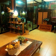 Отель Ruen Tai Boutique развлечения