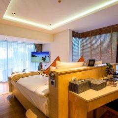 Отель Crest Resort & Pool Villas 5* Номер Делюкс разные типы кроватей