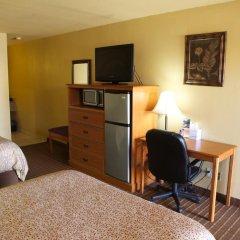 Отель Coach Light Inn 2* Стандартный номер с различными типами кроватей фото 2