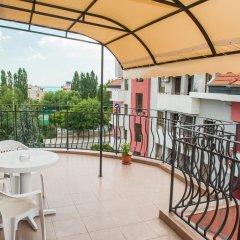 Отель Villa Fiore балкон