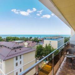 Курортный отель Санмаринн All Inclusive 4* Стандартный номер с двуспальной кроватью фото 18