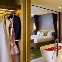 Отель Parkroyal On Beach Road 5* Улучшенный номер фото 3