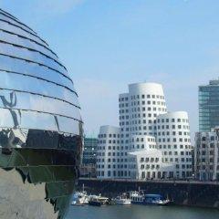 Апартаменты Business meets Düsseldorf Apartments Дюссельдорф
