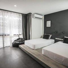 Отель Marwin Space 2* Номер Делюкс с двуспальной кроватью фото 5