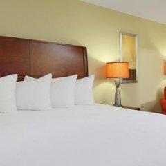 Отель Hilton Garden Inn Columbus Airport 3* Стандартный номер с различными типами кроватей