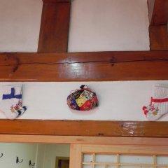 Отель Gain Hanok Guesthouse удобства в номере