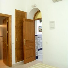 Отель Hostal El Arco Стандартный номер с двуспальной кроватью фото 15