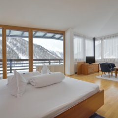 Hotel Cevedale Стельвио комната для гостей фото 2