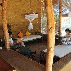 Отель Back of Beyond - Safari Lodge Yala 3* Бунгало с различными типами кроватей фото 13