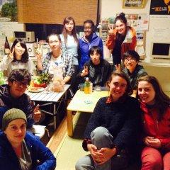 Yakushima Youth Hostel Якусима питание