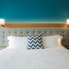 Отель BlueSotel Krabi Ao Nang Beach 4* Улучшенный номер с различными типами кроватей фото 9