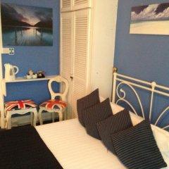 Kipps Brighton Hostel Стандартный номер с различными типами кроватей фото 3