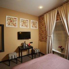 Мини-отель Jazzclub 3* Номер Эконом разные типы кроватей (общая ванная комната) фото 5