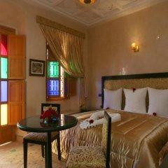 Отель Riad Zaki 4* Номер Делюкс с различными типами кроватей