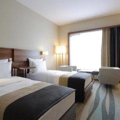 Отель Warsaw Plaza Hotel Польша, Варшава - 1 отзыв об отеле, цены и фото номеров - забронировать отель Warsaw Plaza Hotel онлайн комната для гостей фото 3