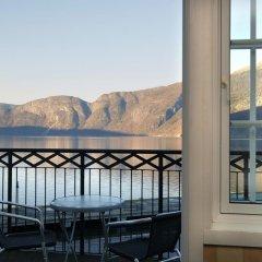 Quality Hotel Vøringfoss балкон