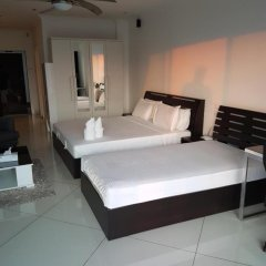 Отель Viewtalay 6 rental by owners Студия с различными типами кроватей фото 11