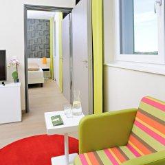 Отель Harry's Home Hotel München Германия, Мюнхен - 1 отзыв об отеле, цены и фото номеров - забронировать отель Harry's Home Hotel München онлайн комната для гостей фото 4
