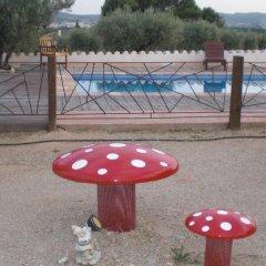 Отель Casa Rural El Olivar de las Pepinas Сакс детские мероприятия фото 2