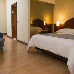 Hotel Internacional Porto 3* Стандартный номер двуспальная кровать фото 2