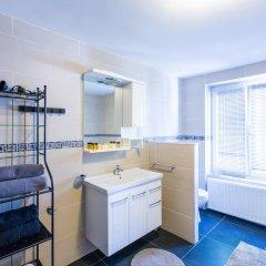 Отель Urban Suites Brussels EU Люкс с различными типами кроватей фото 19