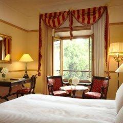 Отель Sofitel Roma (riapre a fine primavera rinnovato) 5* Стандартный номер с различными типами кроватей
