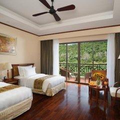 Отель Vinpearl Resort Nha Trang 5* Номер Делюкс с различными типами кроватей