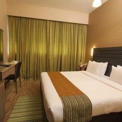 Oasis Deira Hotel Стандартный номер с различными типами кроватей фото 11