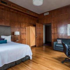 Magnolia Hotel Dallas Downtown 4* Номер Делюкс с различными типами кроватей фото 5