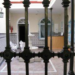 Отель Pensión Azahar питание
