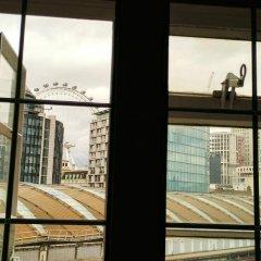 The Walrus Bar and Hostel балкон