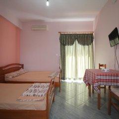 Отель Villa Edi&Linda Албания, Ксамил - отзывы, цены и фото номеров - забронировать отель Villa Edi&Linda онлайн комната для гостей фото 5
