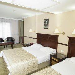 Topkapi Inter Istanbul Hotel 4* Стандартный номер с двуспальной кроватью фото 28