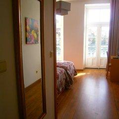 Отель Apartamentos sobre o Douro Стандартный номер двуспальная кровать фото 22