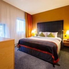 Гостиница Crowne Plaza Санкт-Петербург Аэропорт 4* Стандартный номер двуспальная кровать фото 11