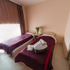 Гостиница Зенит Стандартный номер разные типы кроватей фото 17