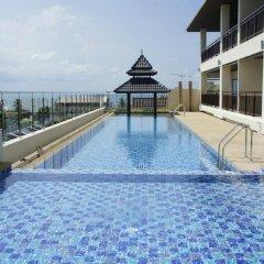 Отель R-Con Sea Terrace Паттайя детские мероприятия