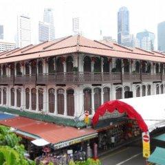Отель Santa Grand Lai Chun Yuen Сингапур фото 9